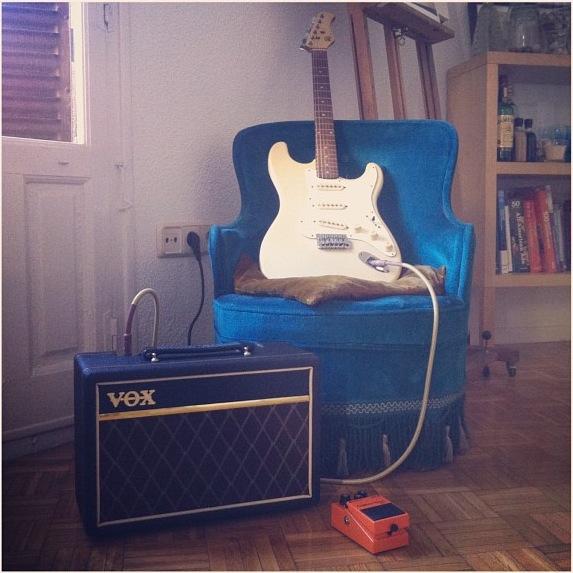 guitarradayayvictor